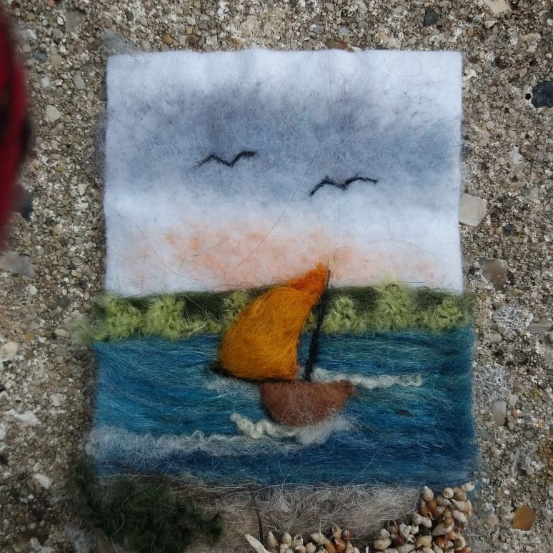 Make a Seascape workshop