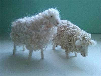 Make a Sheep - workshop