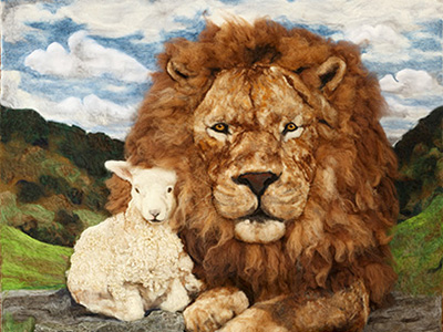 Lion & and the Lamb
